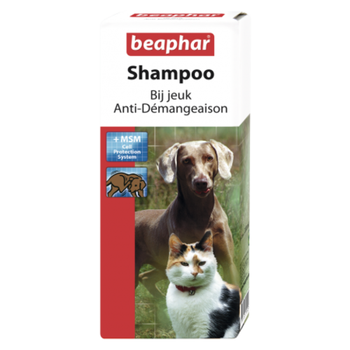 Beaphar Shampoo Anti-Jeuk hond/kat 200ml