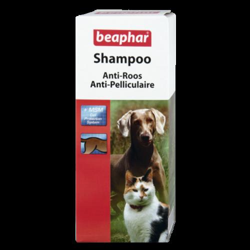 Beaphar Shampoo Anti-Roos hond/kat 200ml