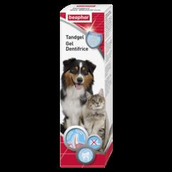 Tandgel hond/kat 100g