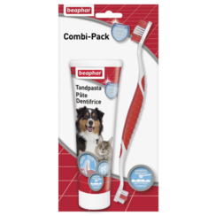 Toothpaste & Brush Combipack
