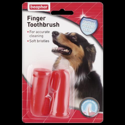 Beaphar Finger toothbrush 2st