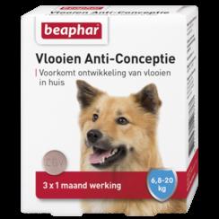 Fleas Anti Conception dog medium (6.8 - 20kg) 3st