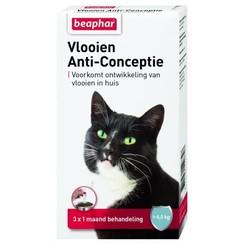 Flöhe Anti Conception Katze groß (4,5 - 9 kg) 3st
