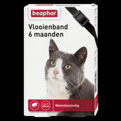 Vliesband 6mnd Katze schwarz