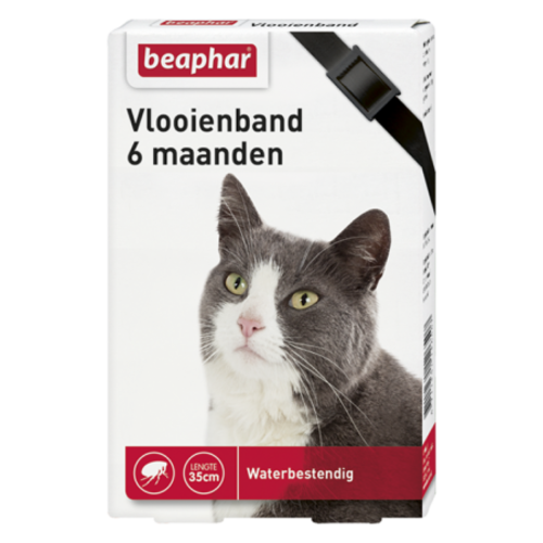 Beaphar Fleece tape 6mnd cat black