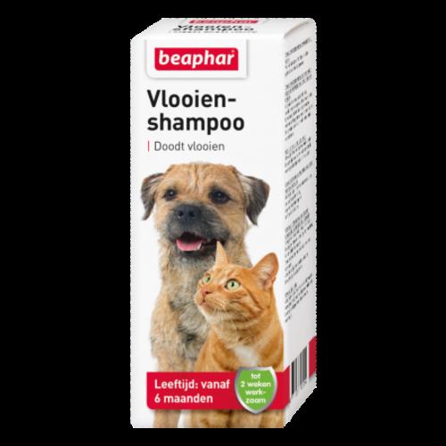 Beaphar Vlooienshampoo hond/kat 100ml