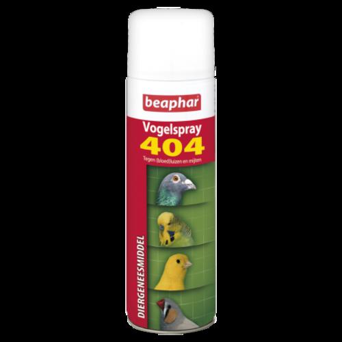 Beaphar Vogelspray 404 500ml