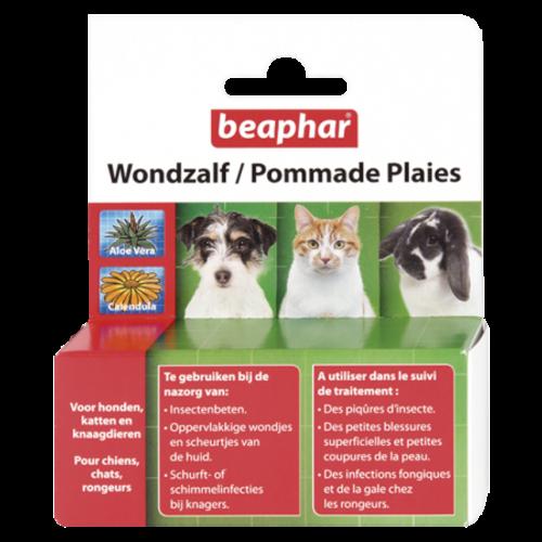 Beaphar Wondzalf hond/kat/knaag 30g