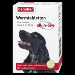 Wurmmittel All-in-One Hund (2,5 - 20kg) 2st
