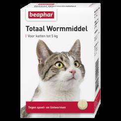 Entwurmungsmittel Gesamt Katze 10st