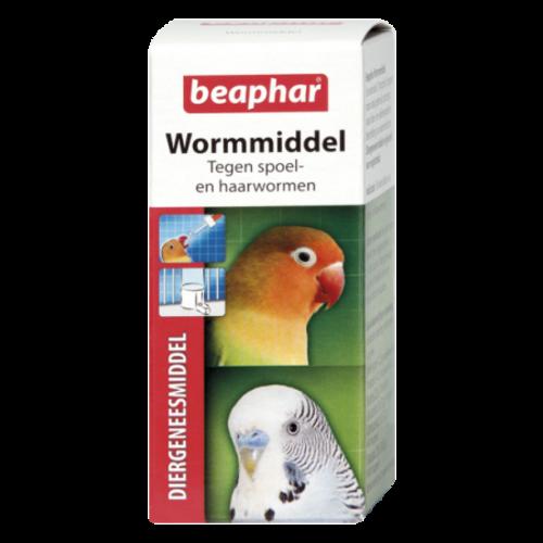 Beaphar Wormmiddel vogel 10ml