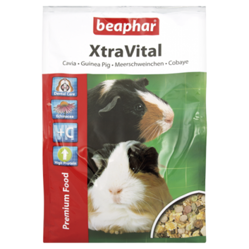 Beaphar XtraVital Cavia 2,5kg