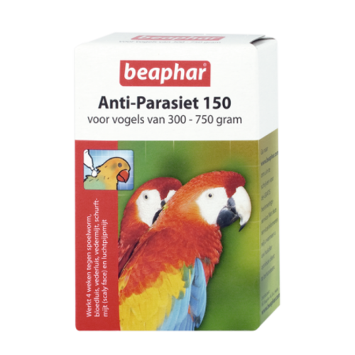Beaphar Anti-Parasite 150 bird >300g