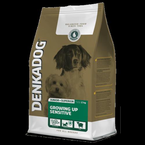 Denkadog Gronwing Up Sensitive 12,5 kg