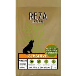 Reza Natural Sensitive 2,5 kg