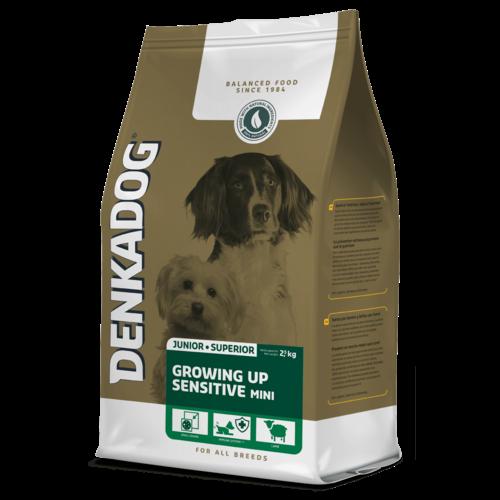Denkadog Growing Up Sensitive mini pup 2,5 kg