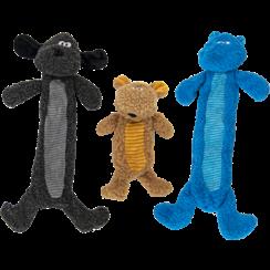FLATTIES Dog-Mouse-Hippo-S 20cm