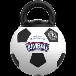 JUMBALL Fußball Weiß/Schwarz-Ø20cm