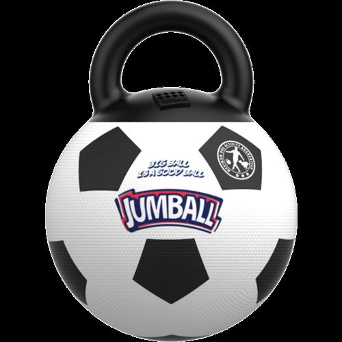 Jumball  JUMBALL Voetbal Wit/Zwart-Ø20cm