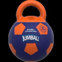 JUMBALL Fußbälle Blau/Orange
