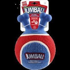 JUMBALL Tennisball Rot/Blau 14cm