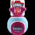 Jumball  JUMBALL Tennisbal Roze/Blauw 14cm