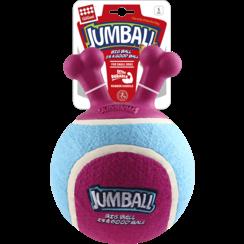 JUMBALL Tennisball Rosa/Blau 14cm