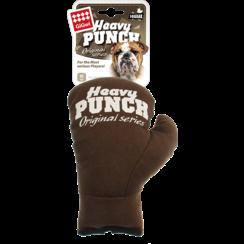 HEAVY PUNCH Boks Handschoen Bruin-S/M 17cm