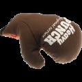 Heavy punch  HEAVY PUNCH Boks Handschoen Bruin-S/M 17cm