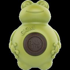 BELLY BITES Frog Lime-S 9,5cm