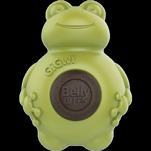 Belly bites  BELLY BITES Frog Lime-S 9,5cm