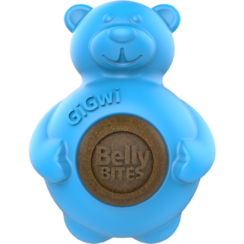 Belly bites  BELLY BITES Bear Blue-S 9,5cm
