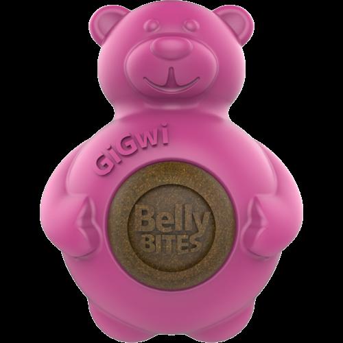 Belly bites  BELLY BITES Bär Rosa-S 9,5cm