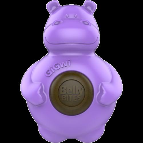 Belly bites  BELLY BITES Nilpferd Lila-S 9,5cm