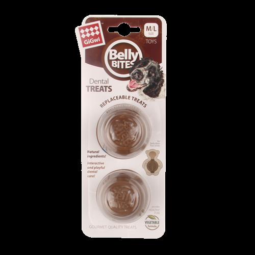 Belly bites  BELLY BITES Navulling Traktaties -M/L