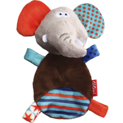 SUPPA PUPPA Elefant Blau/Orange