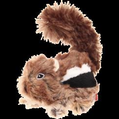 PLUSH FRIENDZ Streifenhörnchen Braun