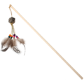 Eco Line  ECO LINE Feather Teaser with Rattle