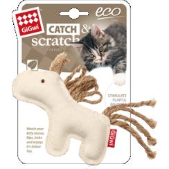 ECO LINE Canvas with Catnip Horse