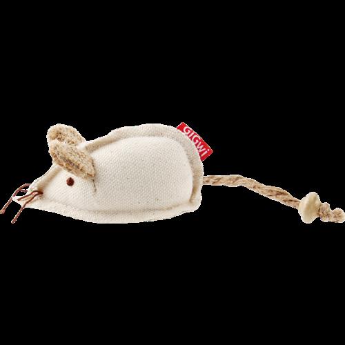 Eco Line  ECO LINE Segeltuch mit Katzenminze Maus