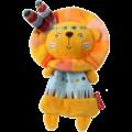 Happy Indians  HAPPY INDIANS Nachfüllbarer Katzenminze-Löwe
