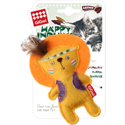 HAPPY INDIANS Catnip Lion