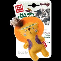 HAPPY INDIANS Kattenkruid leeuw