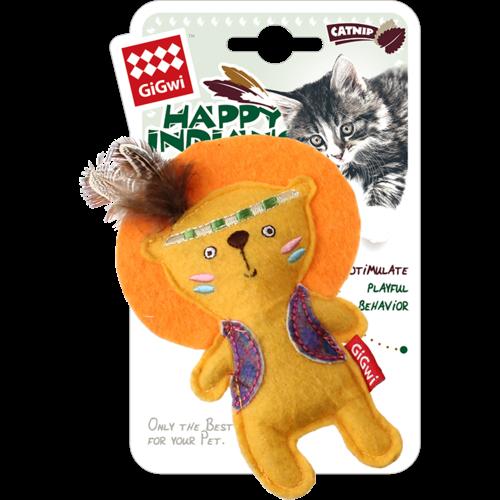 Happy Indians  HAPPY INDIANS Katzenminze Löwe