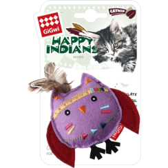 HAPPY INDIANS Catnip Owl