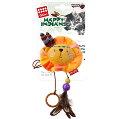 HAPPY INDIANS Ring Lion