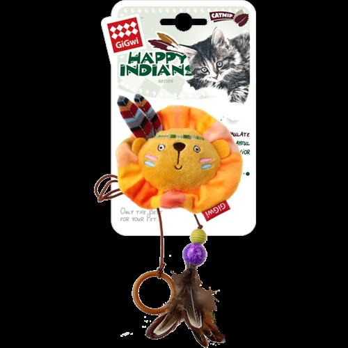 Happy Indians  HAPPY INDIANS Ring leeuw