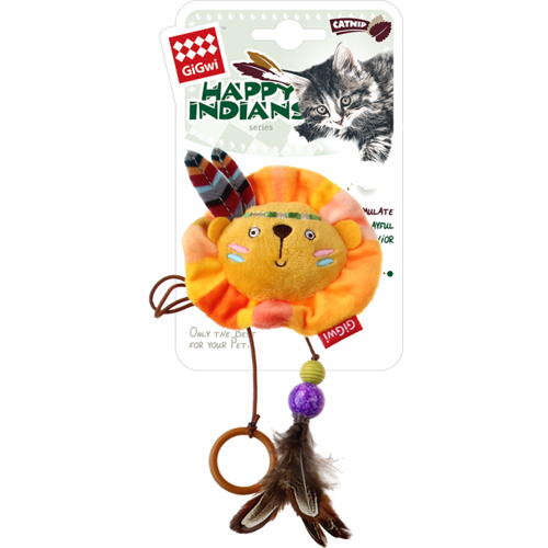 Happy Indians  HAPPY INDIANS Ring Lion