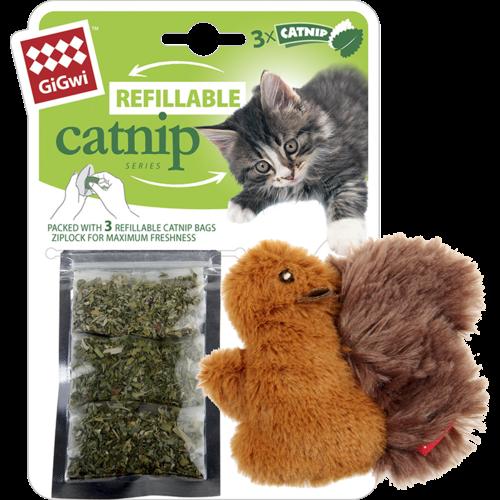 Catnip  CATNIP Eekhoorn