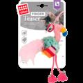 Vinger Teaser  FINGER TEASER Flamingo